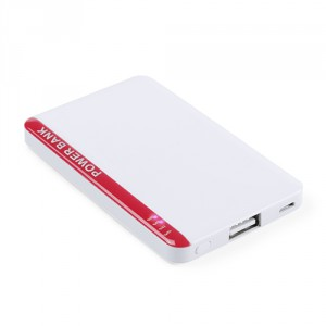 Power bank personalizadas - MyM Regalos Promocionales