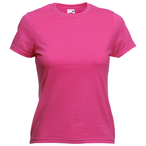 Camiseta mujer color valueweight - MyM Regalos Promocionales