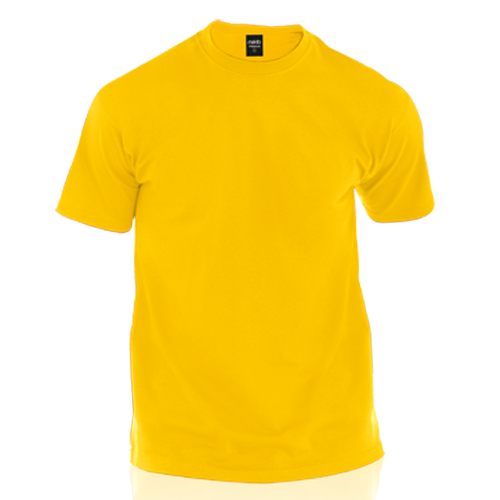 Camiseta adulto color Premium - MyM Regalos Promocionales